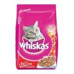 Whiskas - Adult 1 Year+ Cat Food Ocean Fish 2KG