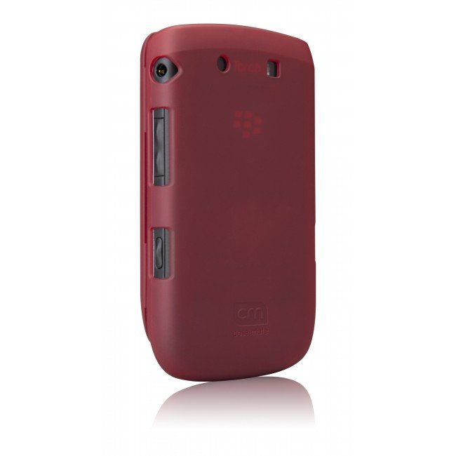 Case-Mate Barely There Case for Blackberry 9800 9810 in Red