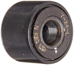 "RBC Bearings Rbc Cam Follower Y24L 0.750"" Od X 0.2500"" Id Yoke Type Without Stud Sealed Cam Follower"
