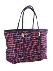 POLO Soho Tote Handbag Red sand
