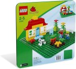 Lego Duplo My First - Large Green Building Plate