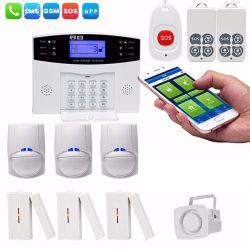 Wireless CS85-BD GSM Home Burglar Alarm System Diy Kit Smart Security Protection Alarms Apparatus E