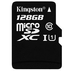 Custom Kingston For Huawei P9 Plus Professional Kingston 128GB Huawei P9 Plus Microsdxc Card With Custom Formatting And Standard
