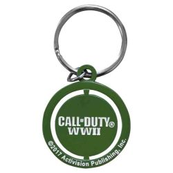 Official Call Of Duty Freedom Star Spinner Key Chain