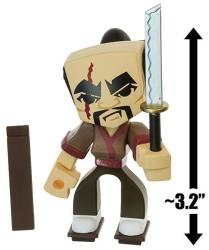 """Bruce Lee Ronin With Sword 3.2"""" MINI Action Figure Temple Of Kung Fu Series 1"""