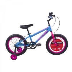 "Raleigh 16"" Enduro Blue And Pink Girls Mountain Bike"