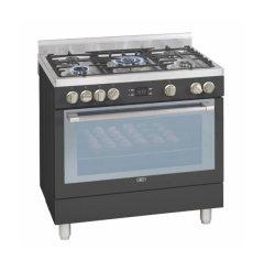 Defy 90CM Anthracite Premium Gas Electric Cooker - DGS162A