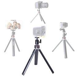 LimoStudio 17 Mini Tripod Table Top Travel Camera Camcorder Travel Tripod for Digital Cameras /& Camcorders AGG2934