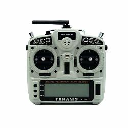 FrSky Taranis X9DP 2019 Access accst D16 Transmitters 24 Channels With A High-speed Module Gigital Interface Ash White