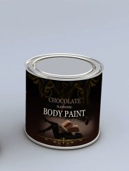 Edible Chocolate Flavoured Body Paint 200G