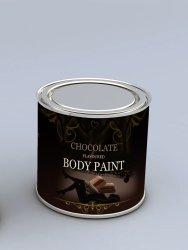 Chocolate Body Paint 200GM Tin