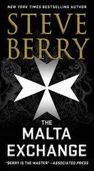 The Malta Exchange - Steve Berry Paperback