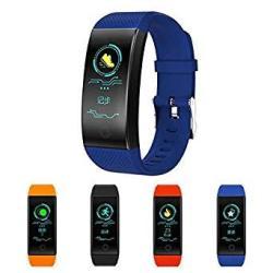 Dp-iot Bluetooth Smart Band IP67 Waterproof Heart Rate Blood Pressure Monitor Multisport Fitness Tracker Smart Bracelet