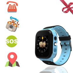 Niuma Kids Smartwatches For Boys And Girls From 3-14 Years Old Daily Use Waterproof gps+lbs Positioning two-way Communication so