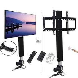 """Flexible Lcd Motorised Tv Stand Lift Mount Bracket Stroke 700MM For 26""""-57"""" Tv With Remote Control Upgraded Electric Bracket"""