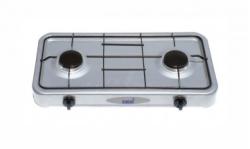 TOTAI 26 002A 2 Burner Enamel Hotplate