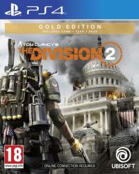 Ubisoft Tom Clancy's - The Division 2 - Gold Edition PS4