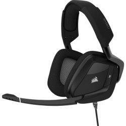 Corsair Void Rgb Elite USB Premium Gaming Headset With 7.1 Surround Sound - Carbon Pc gaming