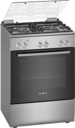 Bosch Stainless Steel Freestanding Gas stove