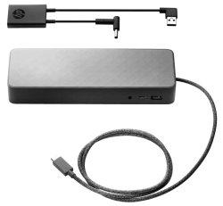 HP 1MK33AA USB-C Universal Dock