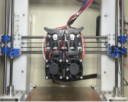 Swan Cartridges Dual Extruder Upgrade Kit For Prusa I3