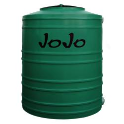 Vertical 500LT Water Tank Jojo Green