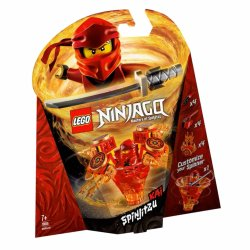 Lego Ninjago Spinjitzu Kai