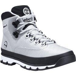 5fb5faf4e43 Timberland Mens Euro Hiker Jacquard Boot White Size 9 | R | High Heels |  PriceCheck SA
