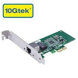 10GTEK Intel I210 Chip 1G Gigabit Ethernet Network Card Nic Single Copper  RJ45 Port PCI Express 2 1 X1 Same As I210-T1 | R1825 00 | Other Adapters |