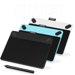 WACOM Intuos Comic Black Pen & Touch Medium Tablet +-a5 | R3619 95 |  Graphic Tablets | PriceCheck SA