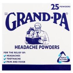 Grand-Pa - Powders