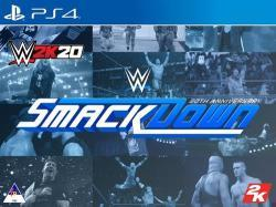 Sony Playstation 4 Game - Wwe 2K20 Collector's Edition Retail Box No Warranty On Software