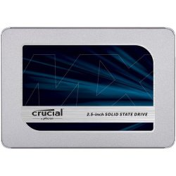 """Crucial MX500 1TB SATA 2.5"""" 7mm with 9.5mm Adapter Internal SSD"""