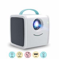 Scnvo MINI Portable Projector Tv Home Theater For Kids