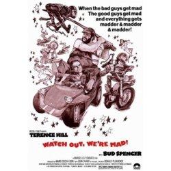 WATCH Out Were Mad Movie Poster 11 X 17