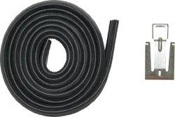 Whirlpool W10542314 Dishwasher Door Seal & Strike Kit White
