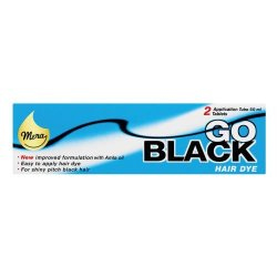 Wella Go Black Hair Dye 50ml