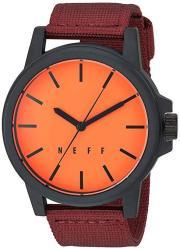 Neff Men's Analog-quartz Sport Watch With Stainless-steel Strap Multi 22 Model: NF0242-1