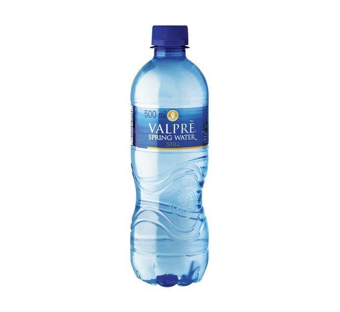 Valpre 500ml Still Water Plastic Bottle