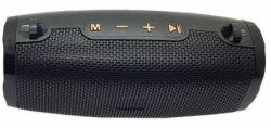 MicroWorld K21 Black Bluetooth Speaker USB Fm Microsd