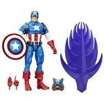 Hasbro Marvel Legends Series Captain America Figure