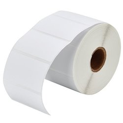 MFLABEL 12 Rolls Of 1000 2-1 4 X 1-1 4 Inch Direct Thermal Perforated Shipping Labels Sku Labels 12 Rolls