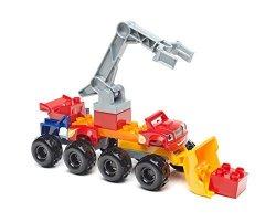 Mattel Mega Bloks Blaze Monster Machine Mashup