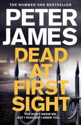 Dead At First Sight - Peter James Paperback