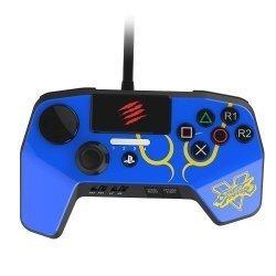 Sparkfox Madcatz Controller Blue PS3 PS4