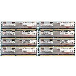 A-tech Hynix 32GB Kit 8 X 4GB PC3-10600 1.5V For Dell Precision Workstation T5600 20D6F T7500 SNPJDF1MC 16G T7600 A6996807 T5500 A2626071 A2626092 A37