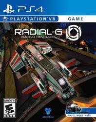 Ubisoft Radial-g Us Import PS4