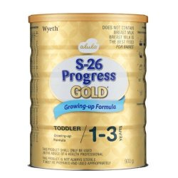 S-26 Progress Gold Growing-up Formula 900G