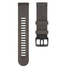 Polar Grit X Leather Brown Wrist Strap Size M l