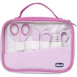 Chicco Happy Hands Manicure Set Pink